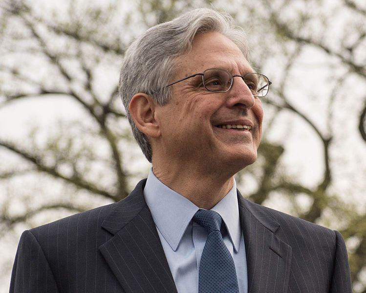 Attorney General Merrick Garland. Photo: Senate Democrats